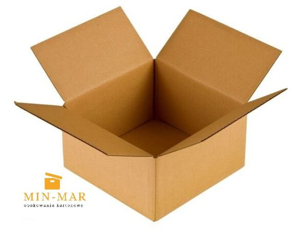 pudełko kartonowe 250x250x100