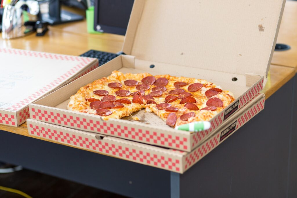 karton do pizzy pudełko